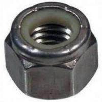Best 3602 / 2604 Brass alloy, Stainless steel nylon lock nut with Baking finish , Anodizing wholesale