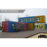 Details Of Custom Modern Prefab Shipping Container Homes