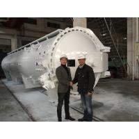 Buy cheap Mechanical And Physical Pressure Composite Autoclave , High Temperature and from wholesalers