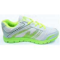Cheap Men Sport Running Shoes PU Mesh Upper 30 - 46 , Customized Color wholesale