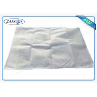 Best Nonwoven Airplane Pillow Cover CE and FDA Certificate 40 cm * 40 cm wholesale