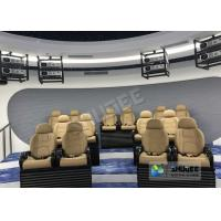 Best Customized Dome 5D Cinema Theater For Science Museum 200 Seats wholesale