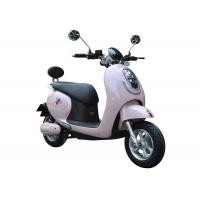 Best 45km / H Electric Motorcycle Scooter Environmental Friendly 105 Container Qty wholesale