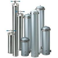 Buy cheap CE Marked FDA Certified Wine and Beer Filtration System Vent and Steam Sterile Filter Housing from wholesalers