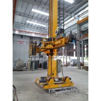 Quality Heavy Duty Column And Boom Welding Manipulators With Fully Mechanised SA Welding System wholesale