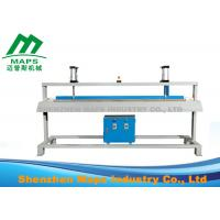 Best 10mm Sealing Width Mattress Packing Machine / Mattress Covering Machine wholesale