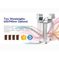 Cheap Ce Approved 4d Lipo Laser Slimming Machine With 6/8/10/12/14/16 Pads for sale