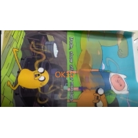 Best Soft lenticular materials TPU printing 0.36mm for changing flip lenticular print  fabric clothes wholesale