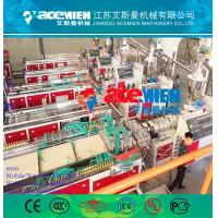 Best pvc wall panel extruder making machines with double screw wholesale