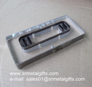 Buy cheap Bespoke laser cut steel rule dies, China die factory laser steel rule dies from wholesalers