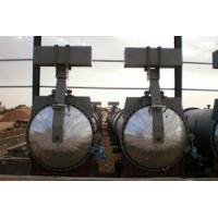 Best Saturated Steam AAC Concrete Autoclave For Wood / Brick / Rubber / Food wholesale
