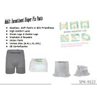 Cheap Boxer Shorts Washable Adult Incontinence Products - Holds Incontinence Pads In for sale