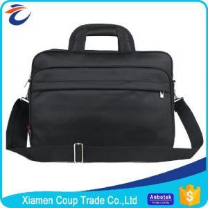 Buy cheap Ladies Handbags Laptop Messenger Bags / Briefcase Laptop Bag Durable Fabric from wholesalers