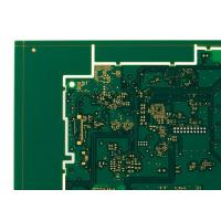 Best 6 Layers HDI Printed Circuit Boards Green 1oz Copper ENIG PCB wholesale