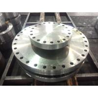 Best P285NH P285QH  Hot Rolled Forged Carbon Steel Flange Finish Machine PED Certificate wholesale