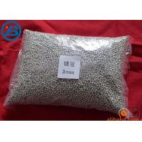 Best High Purity Magnesium Metal Alloy Granules Water Filter 3mm SGS Certification wholesale