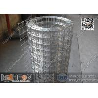 China 1/2  aperture Hot Dipped Galvanised Welded Wire Mesh Roll | China Supplier on sale