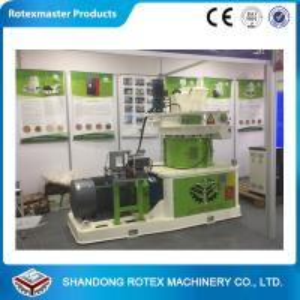 Best Vertical Ring Die Pelletizing Equipment  / wood pellet making machine wholesale