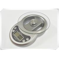 Best Timer Clock Electronic Kitchen Scales With Low Battery And Overload Alerts wholesale