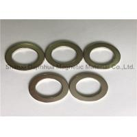 China High Powered Super Strong Big Custom Neodymium Magnets Ring Shaped on sale