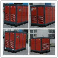 Best Oil Injection Screw Air Compressors 185KW 250HP 380V / 3 Phase / 50Hz Stationary type Air Compressor wholesale