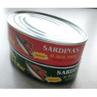 Best Mackerel Fishes Cans And Sardines Canned In 425g Oval Tins From China wholesale