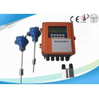 Quality Multiple - pulse Ultrasonic Flow Meter Portable , Non Invasive Flow Meter Convenient Measure wholesale