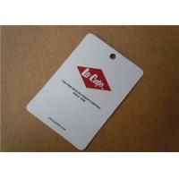 Best Printed Paper Tag Fabric Woven Clothing Labels Custom Apparel Tags And Labels Lightweight wholesale