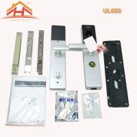 Best High Durability RFID Card Sensor Door Lock with Finger Touch Keypad wholesale