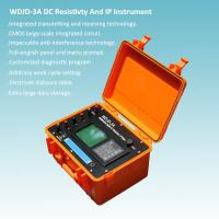 Best High Accuracy DC Resistivity And IP Insrtument With Power-off Protection wholesale