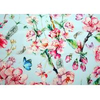 Best Anti - Cracking Inkjet Cotton Canvas Custom Printing Beautiful Pattern wholesale