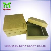 Best Handmade Environment Gift Packaging Boxes Various Grass Color  Art paper wholesale