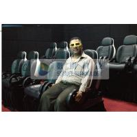 Best Thrilling XD Theatre 9D Motion Simulators Experience With Yellow Glasses wholesale