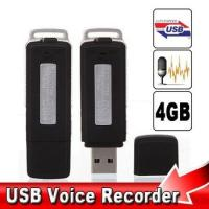 Best 2 in 1 Mini 4GB USB Pen Flash Drive Disk Digital Hide Audio Voice Recorder wholesale