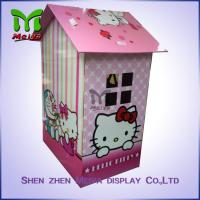 Best Retail cardboard coloring playhouse for children with CMYK Printing wholesale
