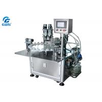 Best Rotary Vacuum Liquid Cosmetic Filling Machine For Nail Polish And Perfume wholesale