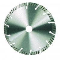 China Diamond Saw Blade for Cutting Reinforced, Cured Concrete & Hard Bricks on sale