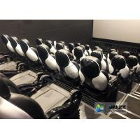 Best Innovative Electric System 5D Movie Theater Chairs With Special Effects wholesale