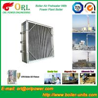 Best Water Proof Plate Air Preheater In Boiler , Combustion Air Preheater Hot Water wholesale