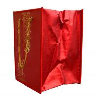 China PU Board Reusable Carrier Bags on sale