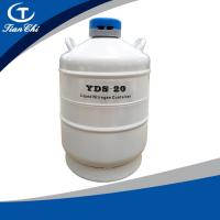 Best TianChi Liquid Nitrogen Biological Container 20L Aviation Aluminum Tank Price wholesale