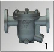 Cheap Inverted Bucket Steam Trap for sale