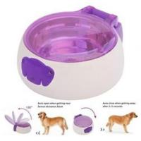 Best Sensor pet feeder/ auto open and close pet bowl for cats and dogs/ pet food water wholesale