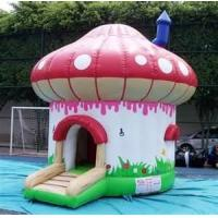 Best Custom Outdoor Adult Inflatable Large PVC Tarpaulin Commercial Bouncy Castles for Rent wholesale