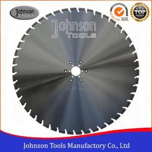 Best Slant U Slot Type Diamond Cutting Disc For Concrete Wall Saw 4.8/5mm Segment Thickness wholesale