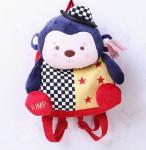 Quality Custom 20cm Cute Mini Plush Teddy Bear Backpack for Children wholesale
