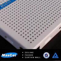 Best 600*600 Ceiling Tile Perforated Metal False Ceiling wholesale