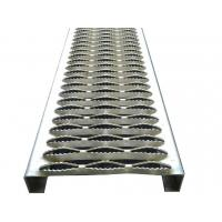 China Dust Proof Perforated Metal Grip Sturt Ladder Rungs Anti Slip Metal Sheet for Protection on sale