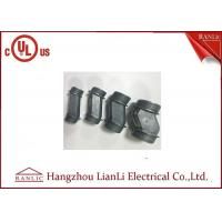 Best EMT/RIGID Rigid Conduit Fittings Polishing Finish With Zinc Die Casting wholesale