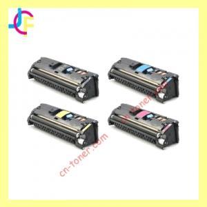 Best Compatible Color Toner Cartridge Q3960/3961/3962/3963A for HP Printer wholesale